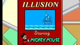 Master System Longplay [011] Land of Illusion starring Mickey Mouse