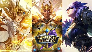 NEW SKIN EPIC MARTIS GOD OF WAR | ALICE DIVINE OWL | NATALIA MIDNIGHT RAVEN
