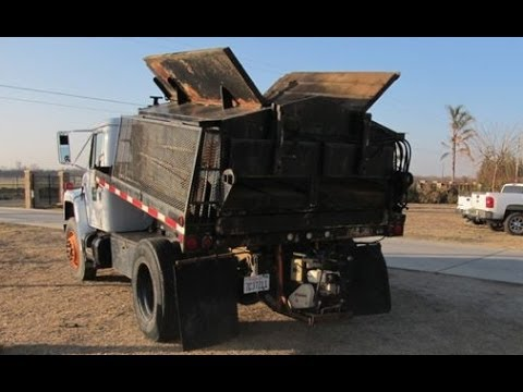 Patch Truck 4 cy For Sale - CA - 518-218-7676