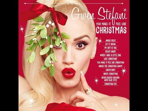 Gwen Stefani Reveals 'You Make It Feel Like Christmas' Album