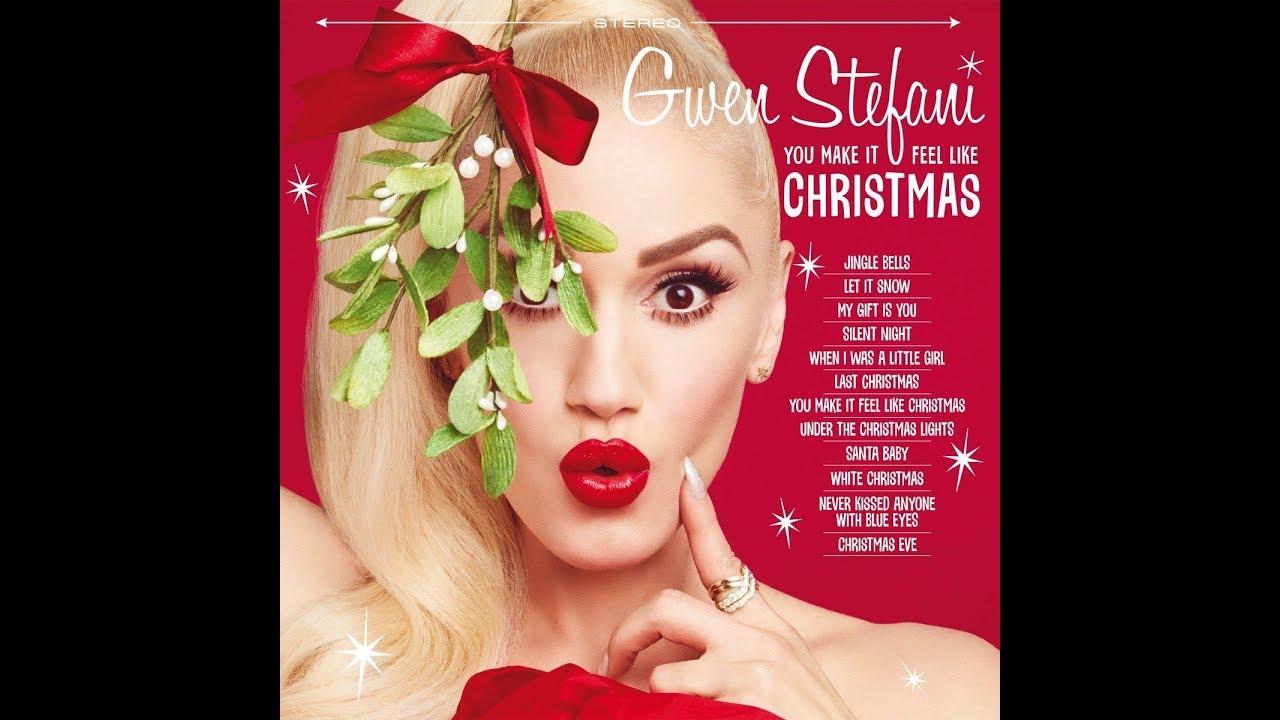 Gwen Stefani Reveals 'You Make It Feel Like Christmas' Album - YouTube