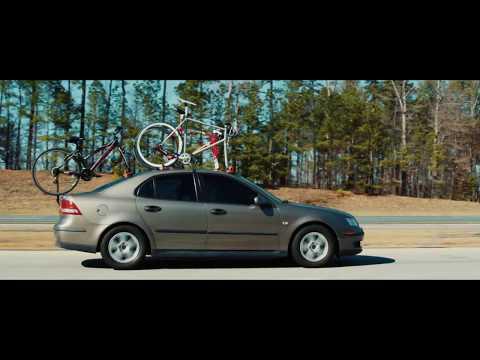Kupper Bike Rack Mounts, a high-tech, suction-powered, next-generation bike rack for cars and SUVs