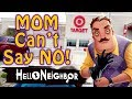 Mom Can't Say NO! Shopping for Hello Neighbor at Target!