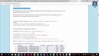 Veritabanı Güvenliği ve Loglama Eğitimi   9 Change Data Capture ile Loglama