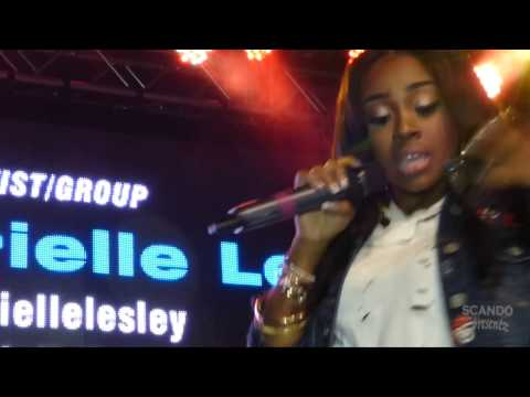Brielle Lesley - live@st.andrews hall detroit