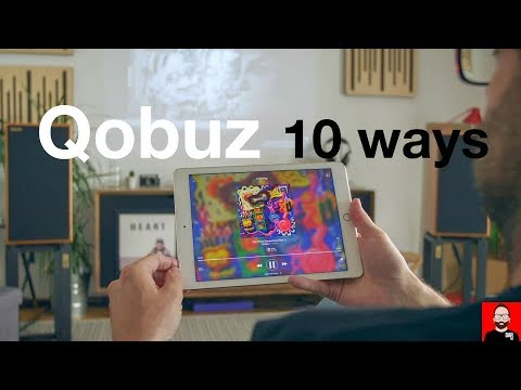 10 ways to listen to Qobuz Mp3
