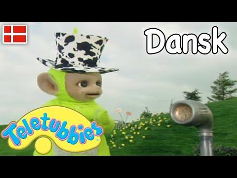 Teletubbierne på Dansk: 123 ☆ Tegnefilm til børn ☆ NY ☆
