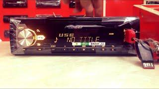 настройка Pioneer 585BT