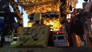 2015年5月5日 大塩天満宮 国恩祭 東之丁 宮出し