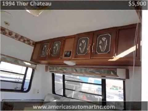 1994 Thor Chateau Used Cars Winston Salem Nc Youtube