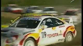 Rallycross SM Arvika 1996