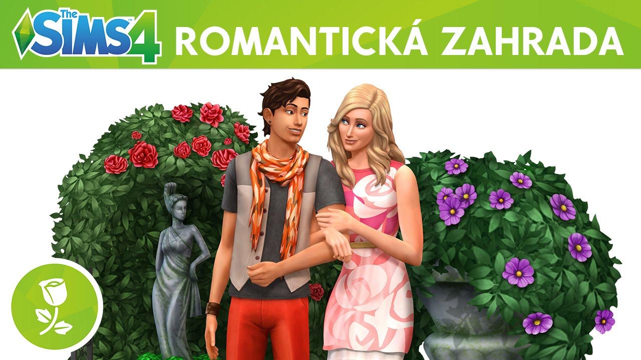 Výsledek obrázku pro the sims 4 romantická zahrada