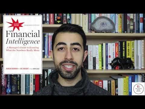 Financial Intelligence by Karen Berman and Joe Knight