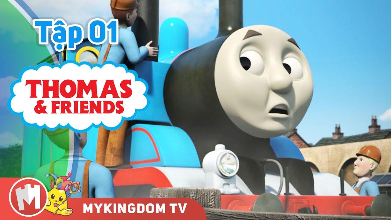 THOMAS VÀ NHỮNG NGƯỜI BẠN | Tập 01: Mùa Thu Của Diesel – Phim Xe lửa Thomas & Friends