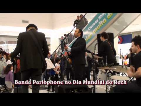 Parlophone no Dia Mundial do Rock 2011