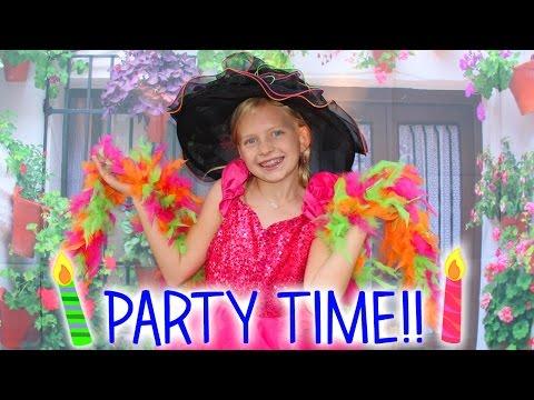 Alyssa's Super Fancy 10th Birthday Party