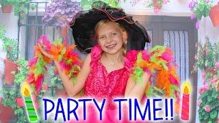 SUPER FANCY Tea Party Birthday Party for Alyssa