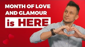Month of Love, iGaming Conferences & Glitter