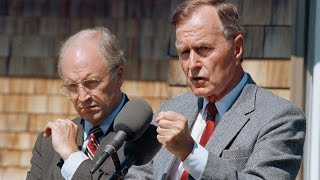 Bush Sr. Opens Up - Doesn