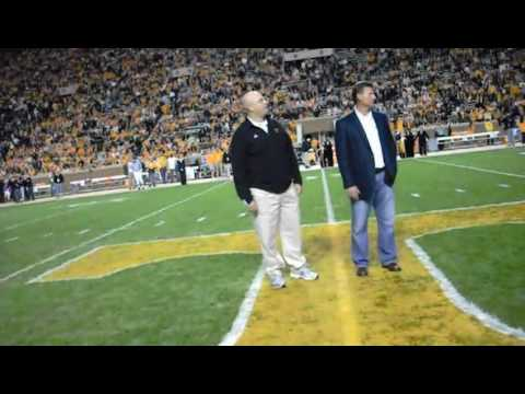 2009 UT Legends of the Game Alan Cockrell - Eric Still