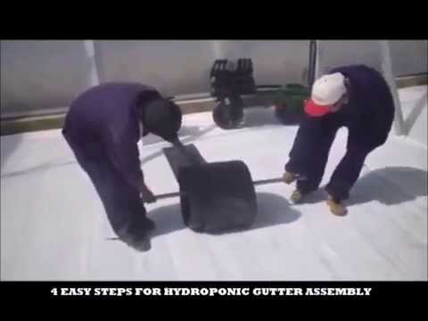 Greenhouse Depot Inc Hydroponic Growbag Growing Gutters