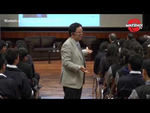 """Actualidad Nikkei Conferencia """"Identidad y Orgullo Nikkei"""" Alberto Matsumoto"""