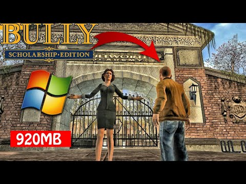bully scholarship edition pc download highly compressed