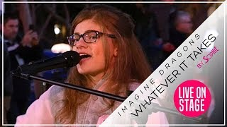 Whatever It Takes - Imagine Dragons (Cover by Sophie Pecora) Live from Pier 39 San Francisco