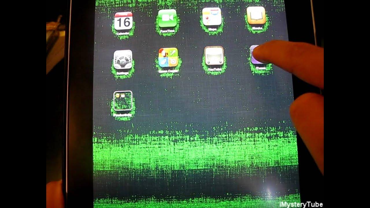 Macbook Pro Screen Colors Messed