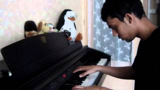 Pirai thedum - piano cover