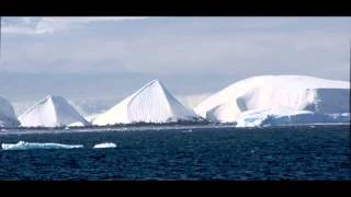 Man Made Ancient Pyramids Found on Antarctica