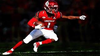 Shiftiest WR in College Football - Tutu Atwell ᴴᴰ
