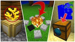 5 GENIALNYCH LIFEHACKÓW w Minecraft!
