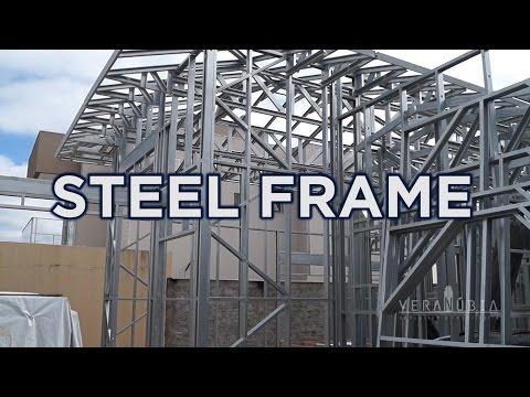 STEEL FRAME Passo a Passo - Treinamento Veranúbia Imobiliária