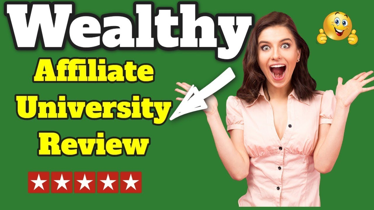 Wealthy Affiliate University Review - Wealthy Affiliate 2019