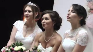 Невесты. Видеосъёмка свадебной фотосессии невест в Туле