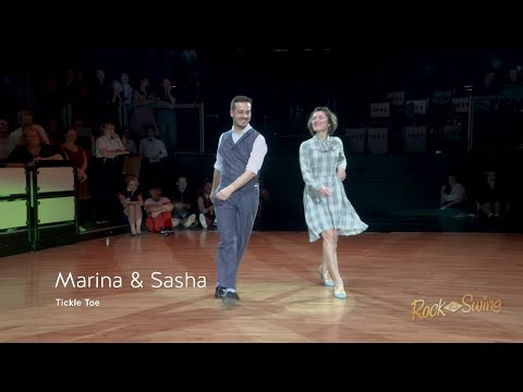 RTSF 2019 – Marina & Sasha – Tickle Toe