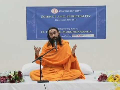 Stanford University - Science and Spirituality Part 2 of 3