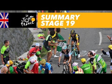 Summary - Stage 19 - Tour de France 2018