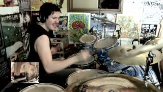 Propagandhi - Night Letters (Drum Cover) [HD] - Kye Smith