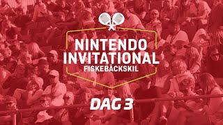 Nintendo Fiskebäckskil Invitational - Dag 3