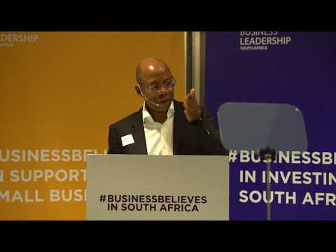BLSA CT Roadshow | | Bonang Mohale Full Speech