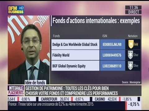 Analyse des fonds d'actions internationales par Mathieu Caquineau.