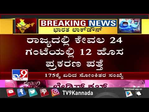 Coronavirus Live Updates: Karnataka Reports 12 New Cases In Past 24 Hours, Total Cases Rises To 175