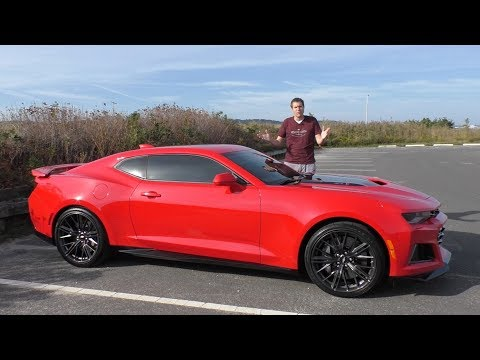 The 2017 Chevy Camaro Zl1 Is An Amazing Bargain For 65000 Cars