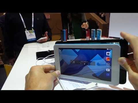 Alcatel POP7 vs POP8 tablet összehasonlító videó | Tech2.hu