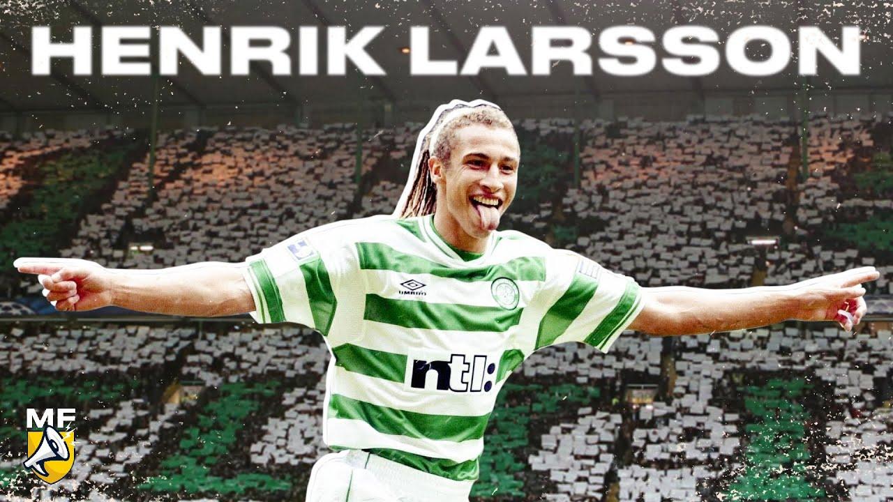 Download Comment Henrik Larsson est devenu LA LÉGENDE du Celtic Glasgow 🍀