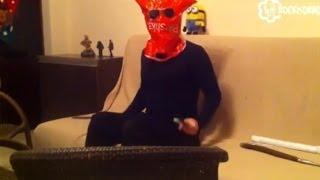 My audition for Slipknot...