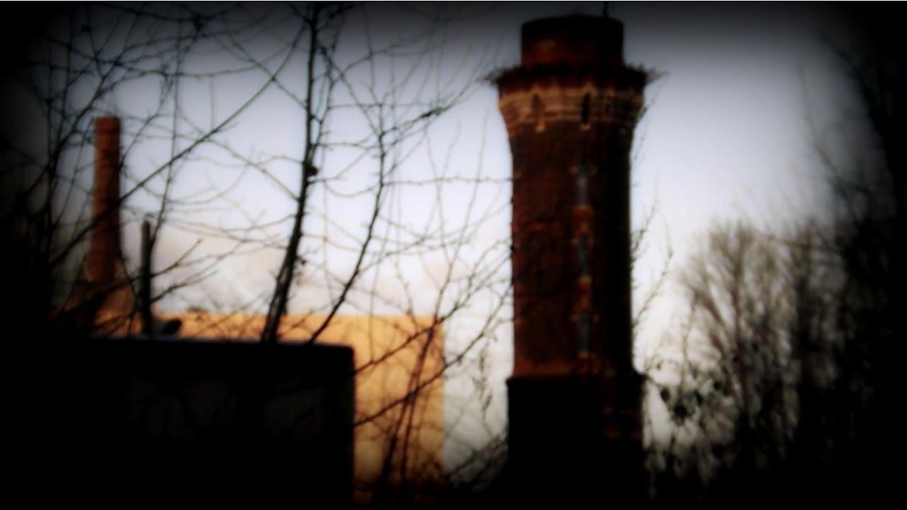 В селе бутор рухнула водонапорная башня видео