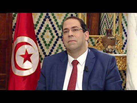 حزب نداء تونس يعلق عضوية رئيس الحكومة يوسف الشاهد  - 12:55-2018 / 9 / 17